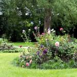 Englische Landschaft in friesischen Gärten. Entdeckungen zu Fuß und per Rad