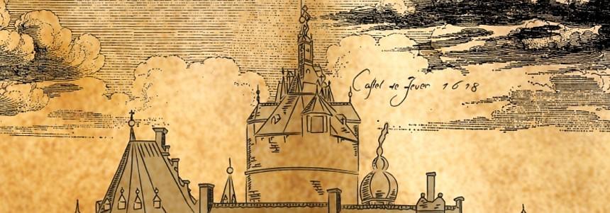 Ausstellung - Zwiebel, Eulen und Johann Freese. Die Türme des Schlosses zu Jever