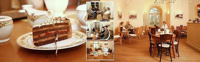 Café & Teepavillon im Schloss Jever. Inh. Susanne Guttzeit