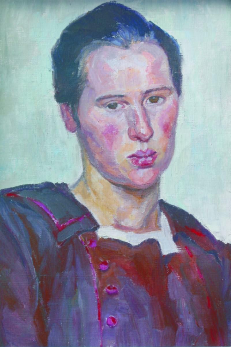 Die Malerin Josefa Egberts (1893 - 1941)