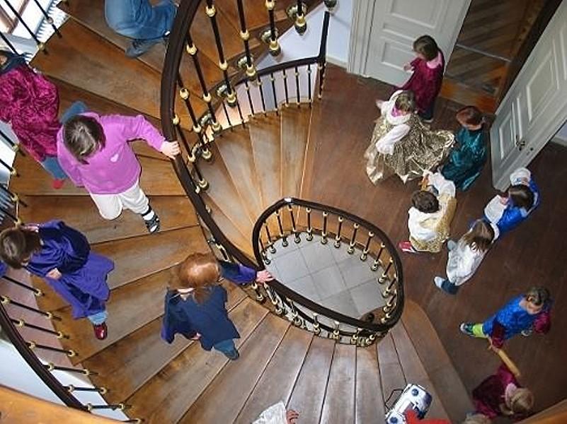 Kindergeburtstag feiern im Schloss Jever