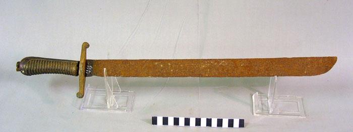 Inv. Nr. 02528, Faschienenmesser