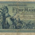 55 Was zwei alte Geldscheine erzählen