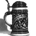 28 Ein Bierkrug aus Jever