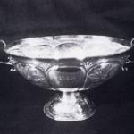 47 Silberne Branntweinschale von 1781