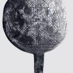 44 Ein Waffeleisen aus dem Jahre 1764