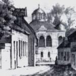 40 Die jeversche Synagoge um 1880