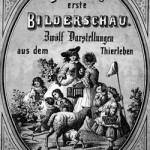 """31 """"Des Kindes erste Bilderschau"""". Ein Bilderbuch aus der Zeit um 1860"""