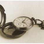 """04 Eine Taschenuhr mit """"Cylinder""""-Hemmung"""