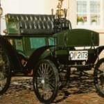 "52 Benz-Patent-Motor-Wagen Veloziped genannt ""Velo"""