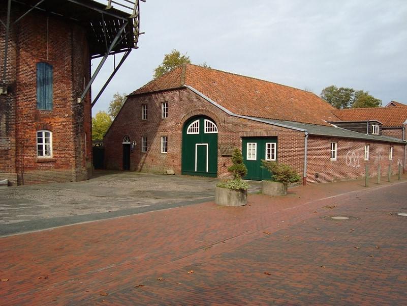 Schlachtmühle Jever mit Landwirtschaftsmuseum