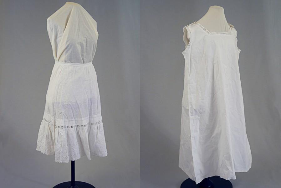 Unterrock und Unterkleid, ca. 1920