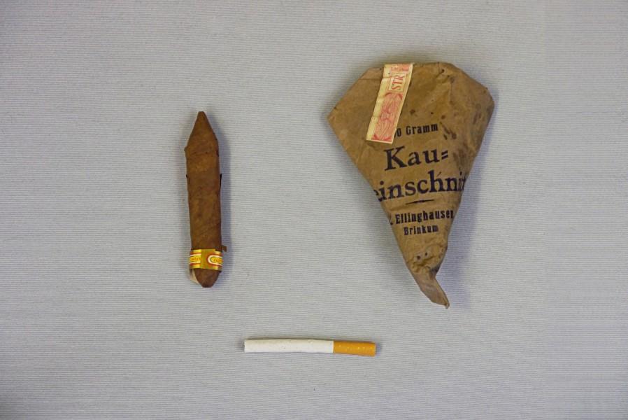 Zigarre, Zigarette und Kautabak, 1920- 1930