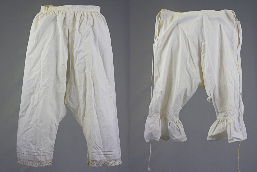 Unterhosen, ca. 1890