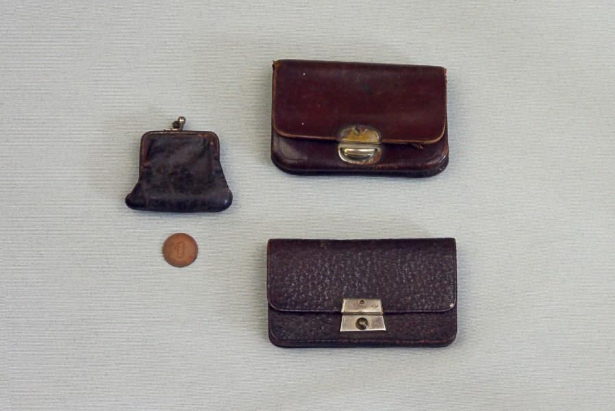 Geldbörsen, ca. 1930