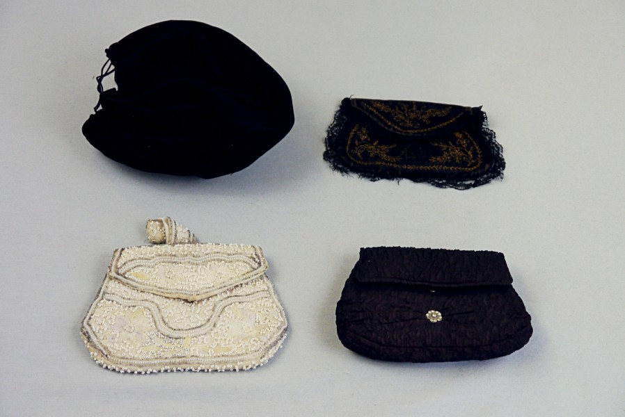 Damentaschen, 1870- 1950