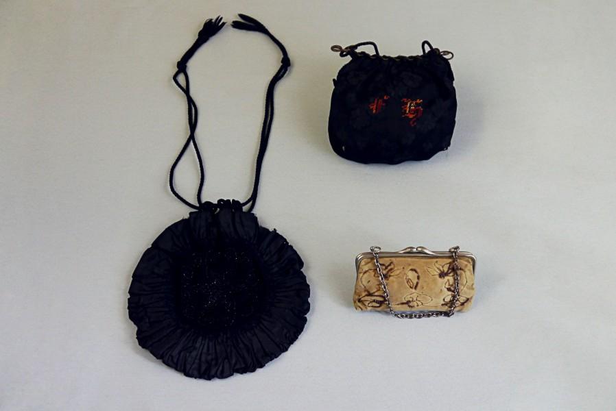Damentaschen, 1870- 1920