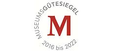 Registriertes Museum, Museumsgütesiegel 2016 - 2022