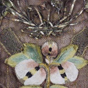 Bruststecker (Detail), 18. Jh.