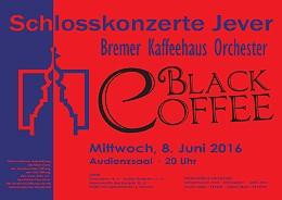 Schaukasten - Schlosskonzert - Bremer Kaffeehausorchester