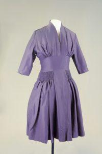 Abendkleid. 1950er Jahre.