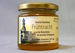 Honig von den Schlossbienen