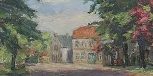 Werkverzeichnis Arthur Eden-Sillenstede Online