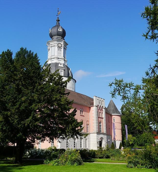 Schloss Jever heute