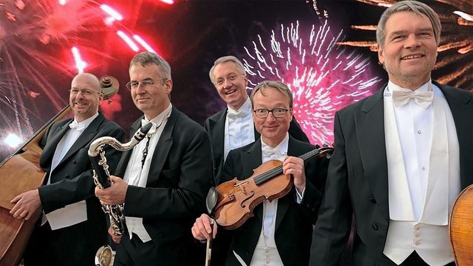 Neujahrskonzert mit dem Bremer Kaffeehausorchester