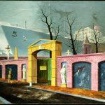 Franz Radziwill und die Moderne. Retrospektive zum 25. Todestag des Künstlers