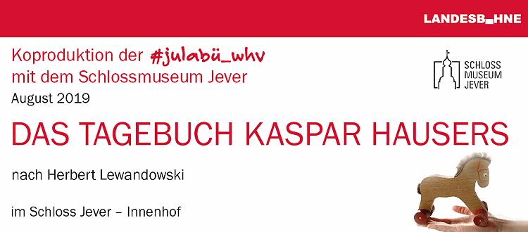 Das Tagebuch Kaspar Hausers - nach Herbert Lewandowski