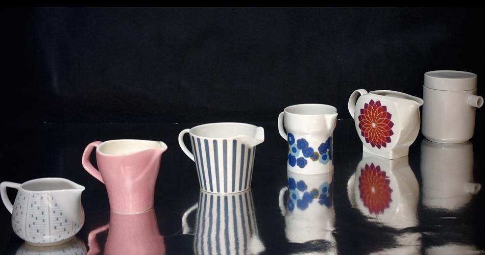 Neue Online-Präsentation: Melitta-Friesland Keramik aus Varel-Rahling 1954 – 2007