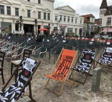 DEHOGA-Demonstration auf dem Marktplatz in Jever 5