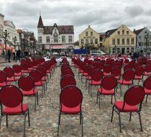 DEHOGA-Demonstration auf dem Marktplatz in Jever 6