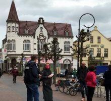 DEHOGA-Demonstration auf dem Marktplatz in Jever 9