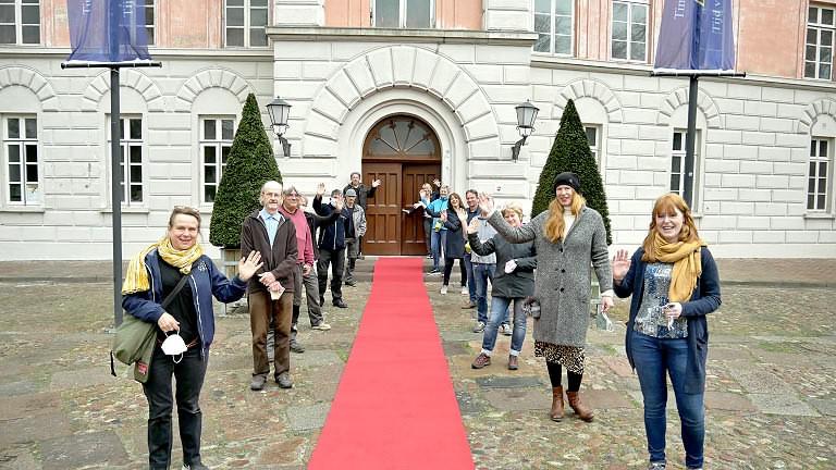 Das Schlossmuseum Jever öffnet Tür und Tor wieder ab dem 07. Mai 2020
