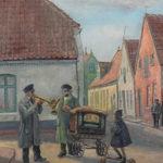 Der Heimatmaler - Arthur Eden zum 100. Geburtstag