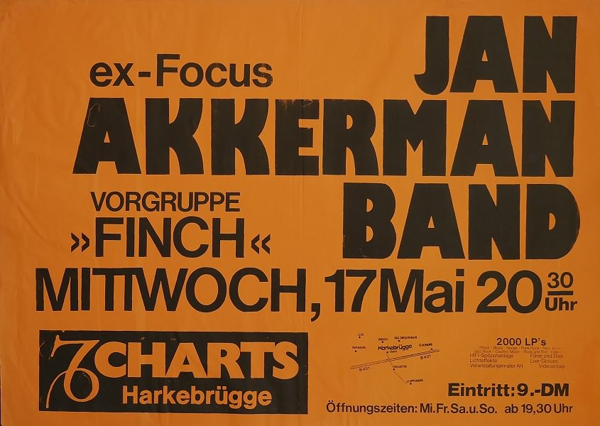 Jan Akkerman Band & Finch