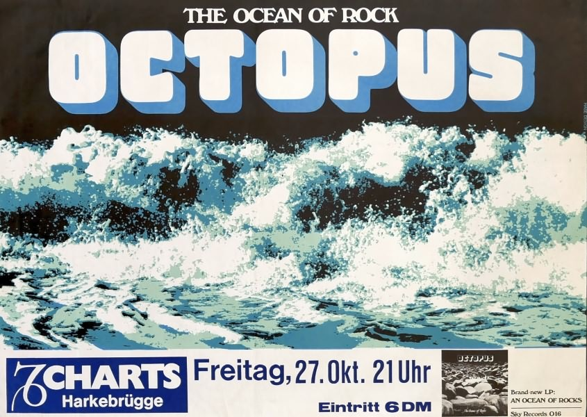Octopus, 27. Oktober 1978