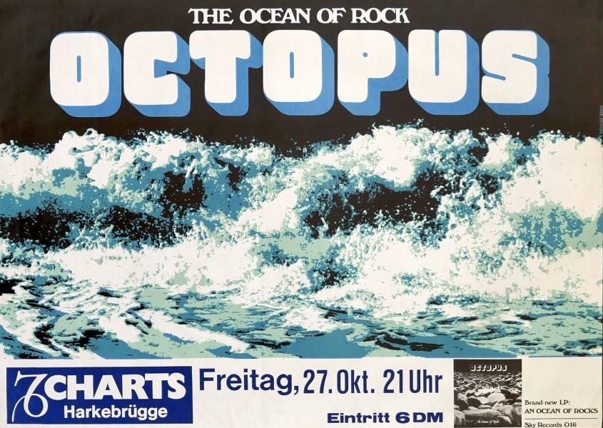 Octopus, 27. Oktober 1978, Charts, Harkebrügge