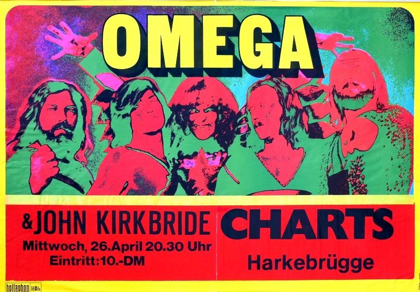 Omega & John Kirkbride