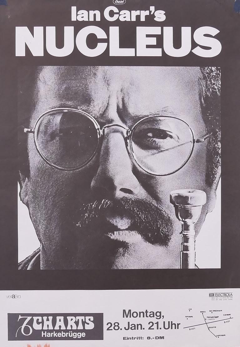 Ian Carr's Nucleus, 28. Januar 1980, Charts, Harkebrügge
